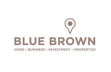 BLUE BROWN real estate
